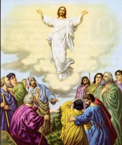 Homily for Ascension Sunday (4 June 2011) | Junjun FAITHBOOK