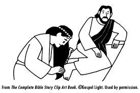 jesus forgiver